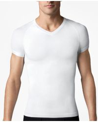 Brooks Brothers   Spanx® Zoned Performance V-neck   Lyst