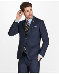 Brooks Brothers - Regent Fit Brookscloudtm Textured 1818 Suit - Lyst