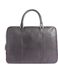 Brooks Brothers | Buffalo Soft Briefcase | Lyst