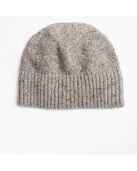 9c12b818c Merino Wool Donegal Knit Hat