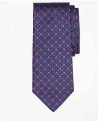 Brooks Brothers - Framed Alternating Flower Tie - Lyst