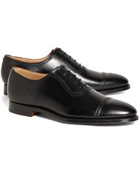 Brooks Brothers - Peal & Co.® Medallion Captoes - Lyst
