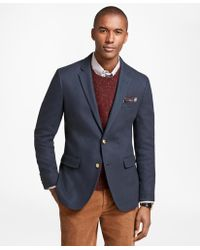 Brooks Brothers - Milano Fit Two-button 1818 Blazer - Lyst