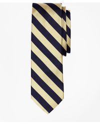 Brooks Brothers - Bb#4 Rep Slim Tie - Lyst