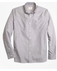 Brooks Brothers - Nine-to-nine Polo Button-down Collar Shirt - Lyst