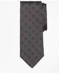 Brooks Brothers - Spaced Flower Tie - Lyst