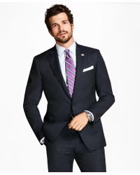 Brooks Brothers - Regent Fit Tic Alternating Stripe 1818 Suit - Lyst