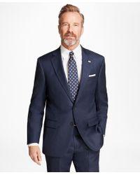 Brooks Brothers - Madison Fit Saxxontm Wool Alternating Stripe 1818 Suit - Lyst