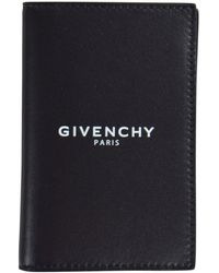 Givenchy - Logo Passport Holder - Lyst