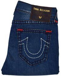 True Religion - Midtown Rocco Skinny Jeans - Lyst
