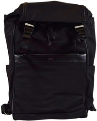 BOSS - Black Nylon Travel Backpack - Lyst