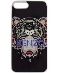 KENZO - Iphone 7/8 Plus Black Tiger Case - Lyst