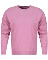 Vivienne Westwood - Pink Orb Logo Sweatshirt - Lyst