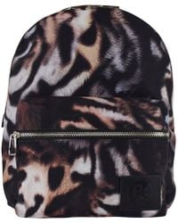 PS by Paul Smith - Paul Smith Tiger Print Backpack - Lyst