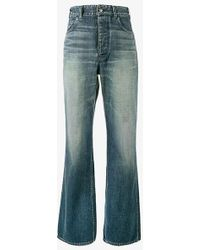 Visvim - Social Sculptress Jeans - Lyst