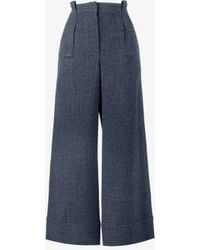 Maryam Nassir Zadeh - Molly Flared Trousers - Lyst