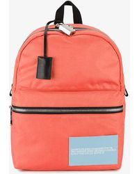 CALVIN KLEIN 205W39NYC - Backpack With Contrasting Patch - Lyst