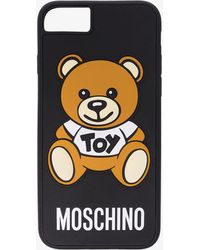 Moschino - Iphone 7 Toy Bear Case - Lyst
