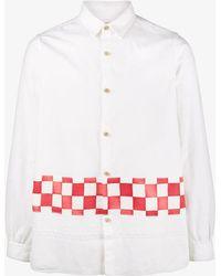 Visvim - Longrider Checkerboard Shirt - Lyst