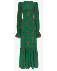 The Vampire's Wife - The Gypsy Riding Dress - Lyst
