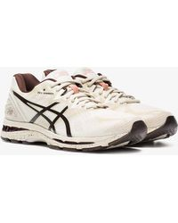 Asics - Nude Gel Nimbus 20 Lace-up Trainers - Lyst