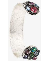 DANNIJO - Swarovski Crystal Adana Bracelet - Lyst