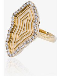 Kimberly Mcdonald | Medallion Ring | Lyst