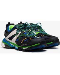 Balenciaga - Multicoloured Track Low-top Sneakers - Lyst