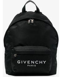 Givenchy - Nylon Logo Back Pack - Lyst