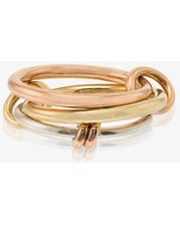 Spinelli Kilcollin - Raneth Gold Ring - Lyst