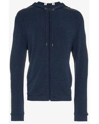 Lot78 - Hd Long Sleeve Cashmere Blend Hoodie - Lyst