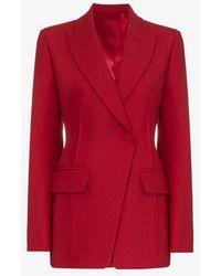 JOSEPH - Sampson Wool-blend Jacket - Lyst