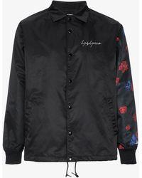 Yohji Yamamoto - X New Era Signature Coach Jacket - Lyst