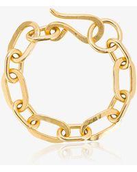 Jelena Behrend - Gold Jolie Link Bracelet - Lyst