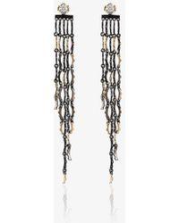 Gaelle Khouri | Free Dots Earrings | Lyst