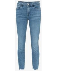 3x1 - Mid-rise Cropped Skinny Jeans - Lyst