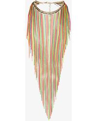 Rosantica - Medusa Necklace Multicoloured Chains - Lyst