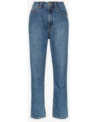 Ksubi - Chlo High-waisted Jeans - Lyst