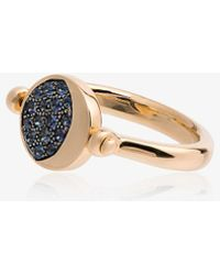 Pamela Love - Reversible Moon Phase Ring - Lyst