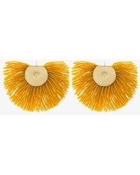 Katerina Makriyianni - Fringed Earrings - Lyst