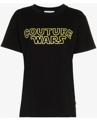 Moschino - couture Wars Cotton T - Lyst