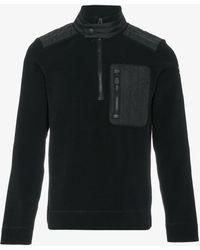 Moncler Grenoble - Zipped Fleece Sweatshirt - Lyst