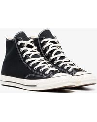0988b3ed7216 Lyst - Converse Chuck Taylor All Stars Mono Canvas High Top Trainers ...