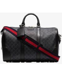 Lyst - Gucci Original Gg Canvas Diaper Bag Tote in Black for Men 3810ccc29b788