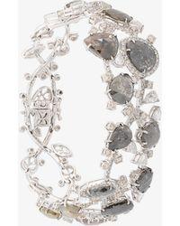 Saqqara - Diamond Bracelet - Lyst