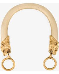 Prada - Panther Head Strap Handle - Lyst