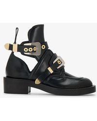 Balenciaga - Ceinture Boots - Lyst