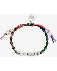 Venessa Arizaga - Hashtag The Squad Bracelet - Lyst