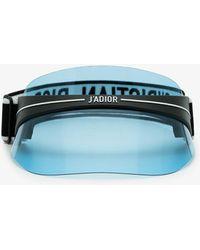Dior - Blue Club 1 Pvc Visor - Lyst