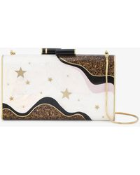 Nathalie Trad - Ellery Stars And Moons Clutch Bag - Lyst